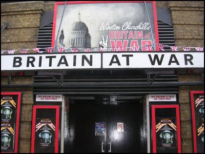 Britain war museum london