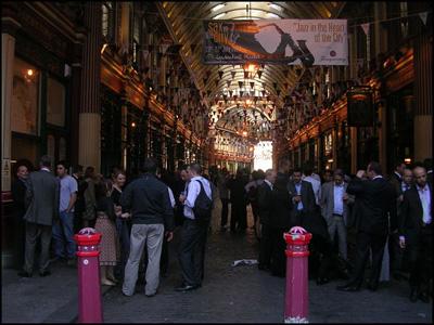 executives liverpool street