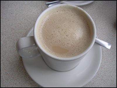 Café Latte london