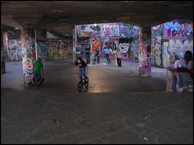 freestyle bicycle london