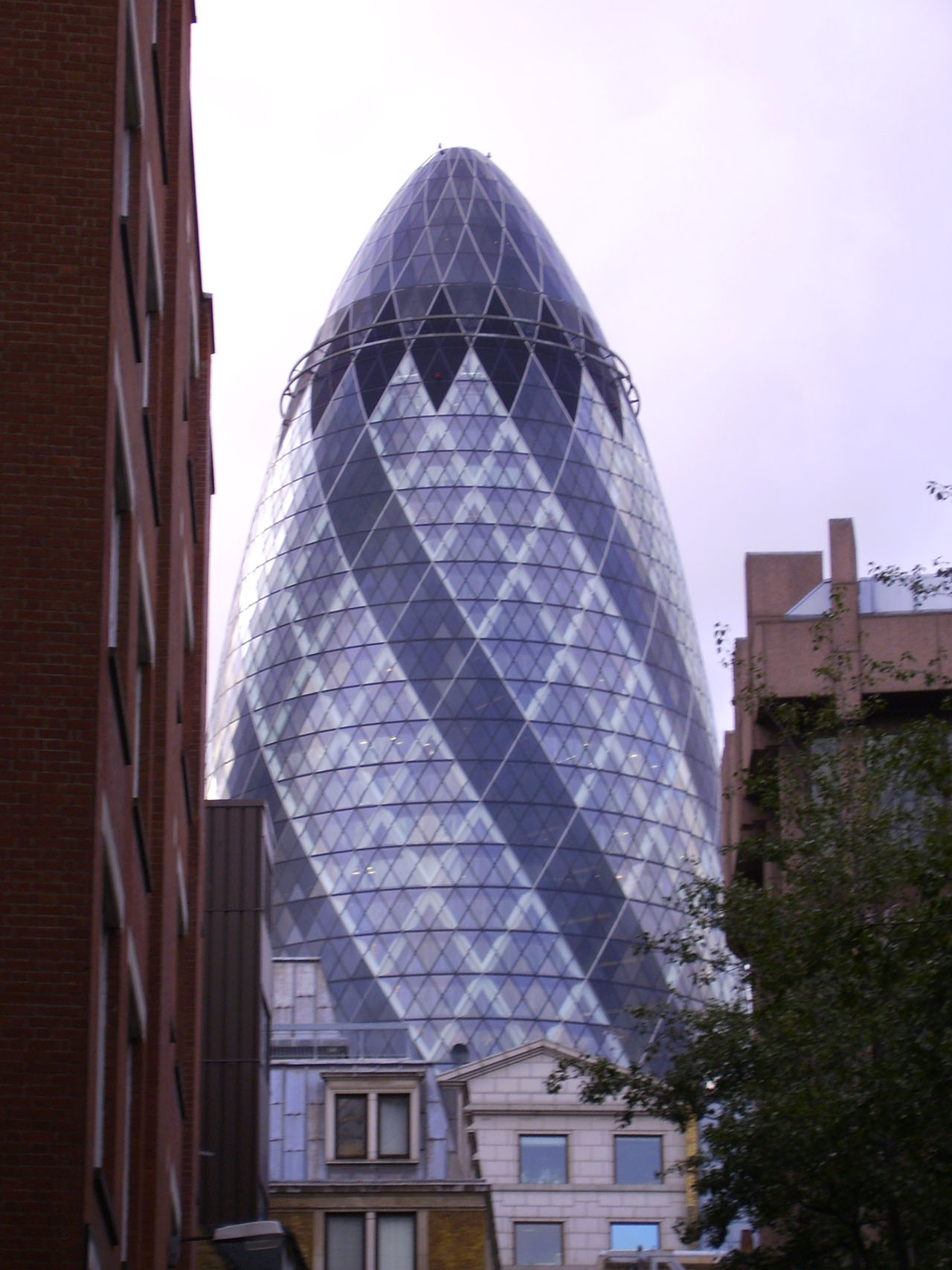 Une photo de londres par jour buildings for Tour de verre a londres