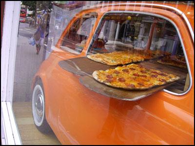 good pizza notting hill